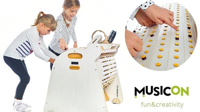 Musicon - niezwykły instrument z Polski. Czy podbije świat?