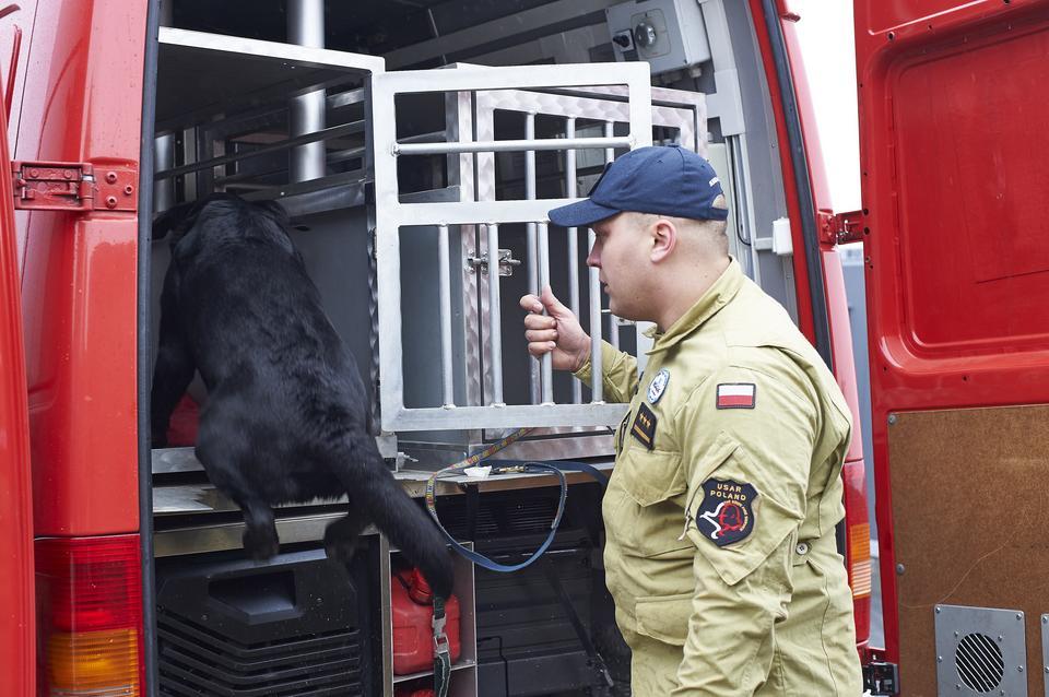 W Gdańsku otwarto nową - szóstą – jednostkę straży pożarnej