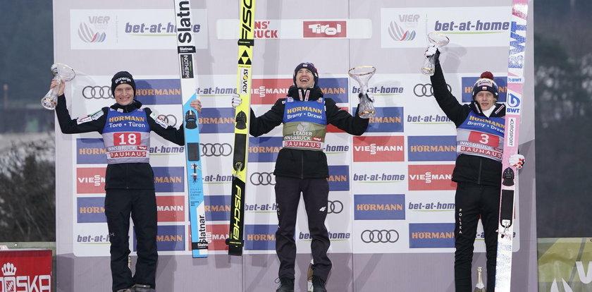 """Kamil Stoch w drodze po 3. zwycięstwo w TCS. """"Uwielbiam Innsbruck"""""""