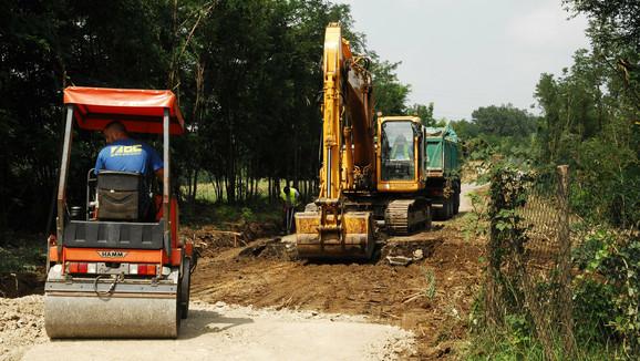 Predviđena izgradnja još tri kilometra puta