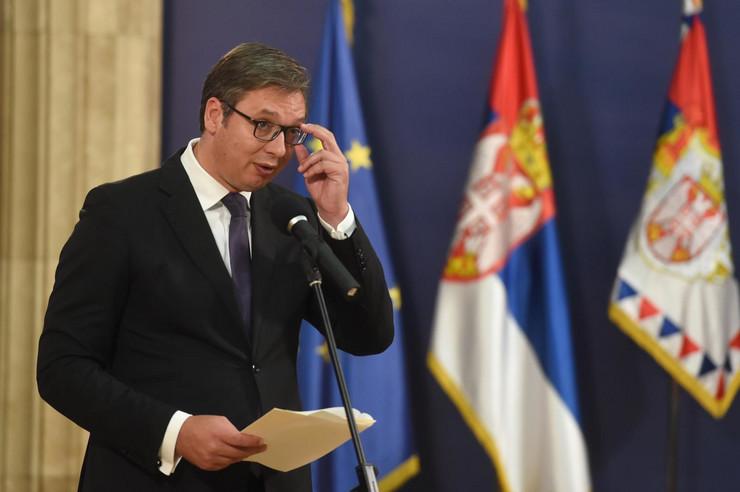Aleksandar Vučić, Šah, Šahisti