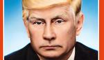 """NOVA NASLOVNICA """"ŠPIGLA"""" Putin sa Trampovom frizurom"""