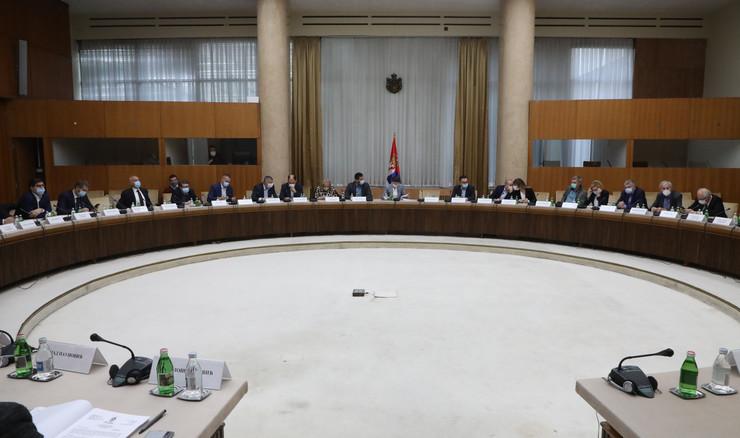krizni stab 2 foto Tanjug TANJUG VLADA REPUBLIKE SRBIJE Slobodan Miljevic