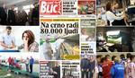 """""""EuroBlic"""" za 12.1. SIVA EKONOMIJA Na gubitku radnici i država, ruke trljaju jedino poslodavci"""