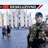 SRBI U ŽARIŠTU SMRTONOSNOG VIRUSA: Strah i panika na severu Italije! Ljudi kupuju namirnice i zatvaraju se u kuće!