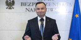 Najnowszy sondaż. Polacy bez litości dla Andrzeja Dudy