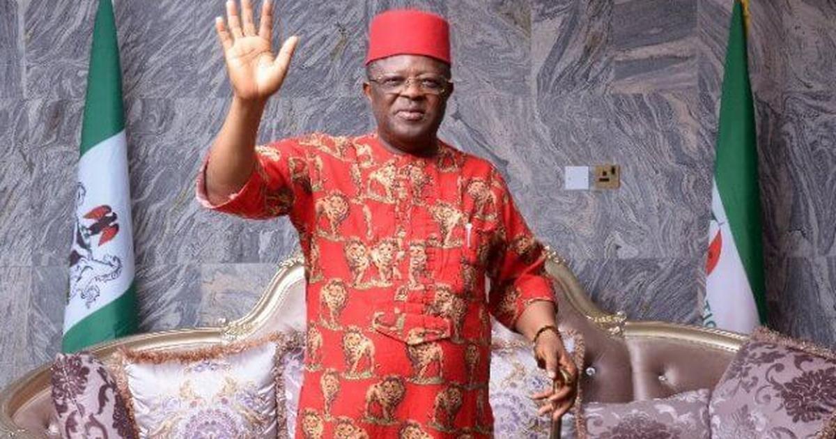 Ebonyi disburses N24m to widows, elderly to celebrate Independence Day - Pulse Nigeria