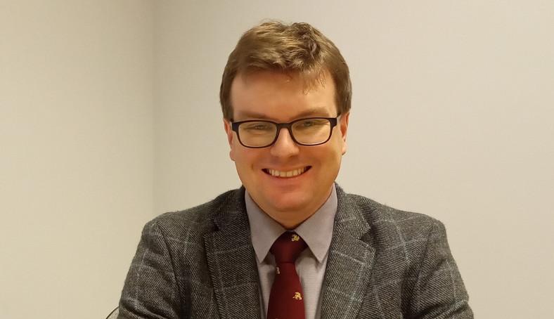 dr Mateusz Piątkowski