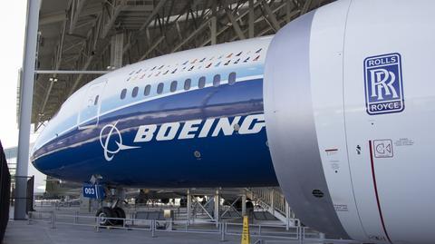 Boeing w najbliższych dwóch latach chce wprowadzić na rynek nowe samoloty z rodziny MAX i Dreamliner