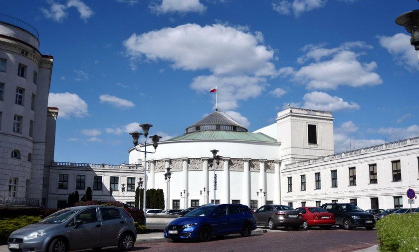 Budynki Sejmu i Senatu