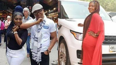 'I won't leave Obinim because of controversies, I am even using new Range' - Florence Obinim