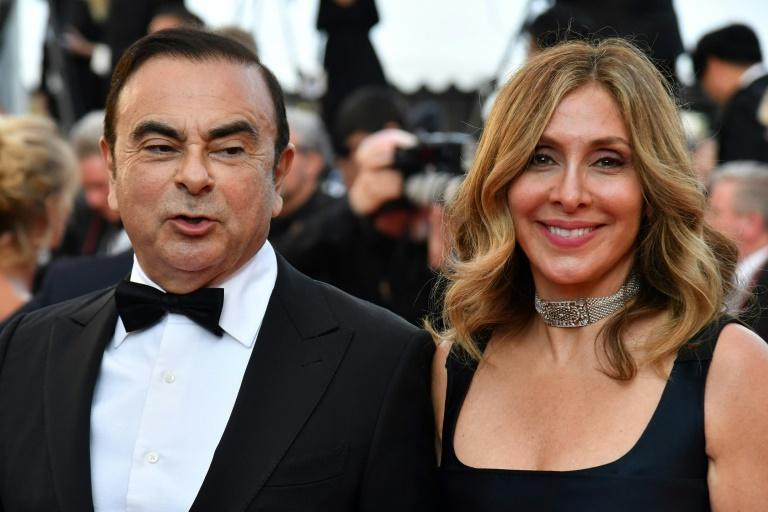 Carole Ghosn has slammed her husband's detention conditions
