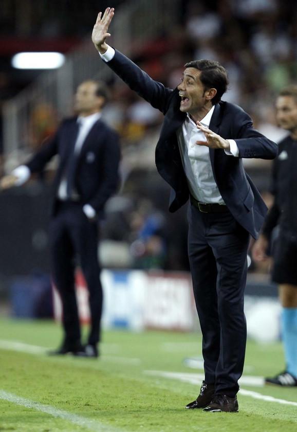 Marselinjo na meču sa Juventusom
