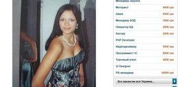 Ukamienowali Ukrainkę, bo chciała być miss