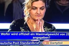 "Hrvatica u nemačkom ""Milioneru"""
