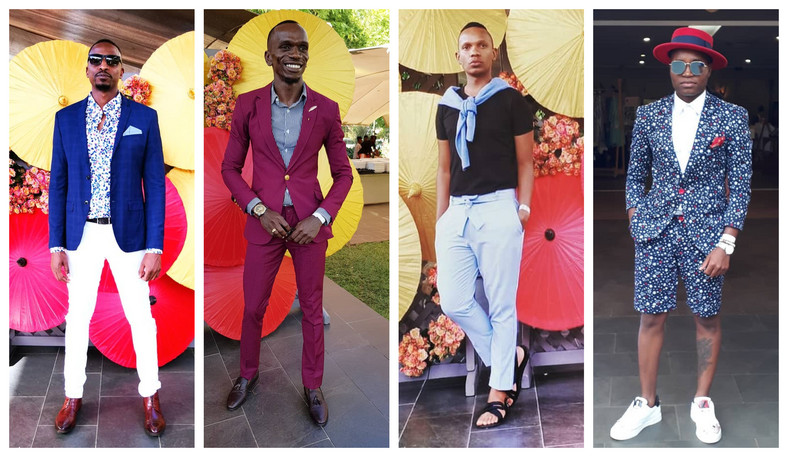 Men style at the Fashion High Tea 2019 (Instagram #FHT2019)