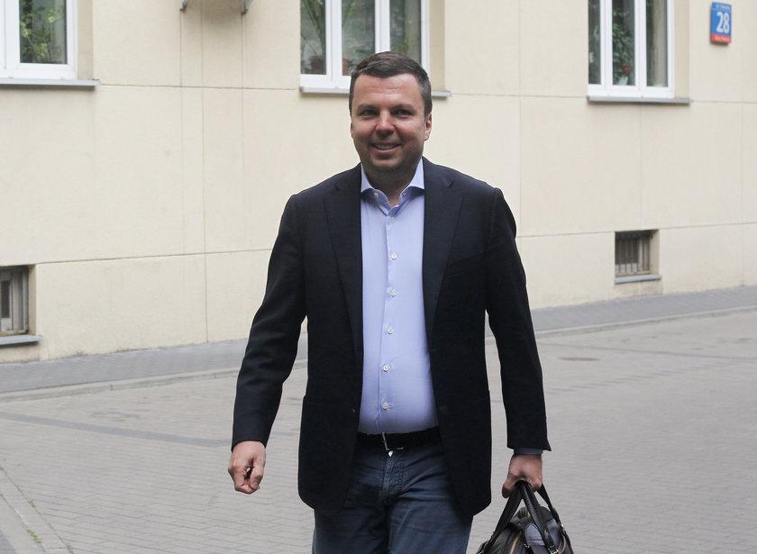 Marek Falenta, biznesmen oskarżony o organizację podsłuchów w warszawskich restauracjach