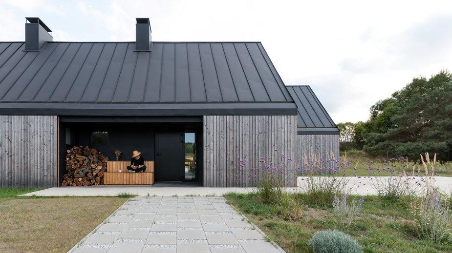 Siła tkwi w prostocie! Drewniany dom w Wielkopolsce