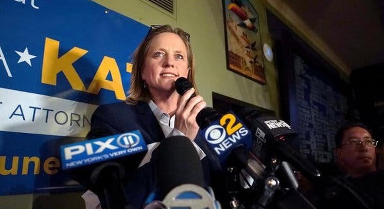 Katz pulls ahead of Cabán after paper-ballot count in Queens DA primary