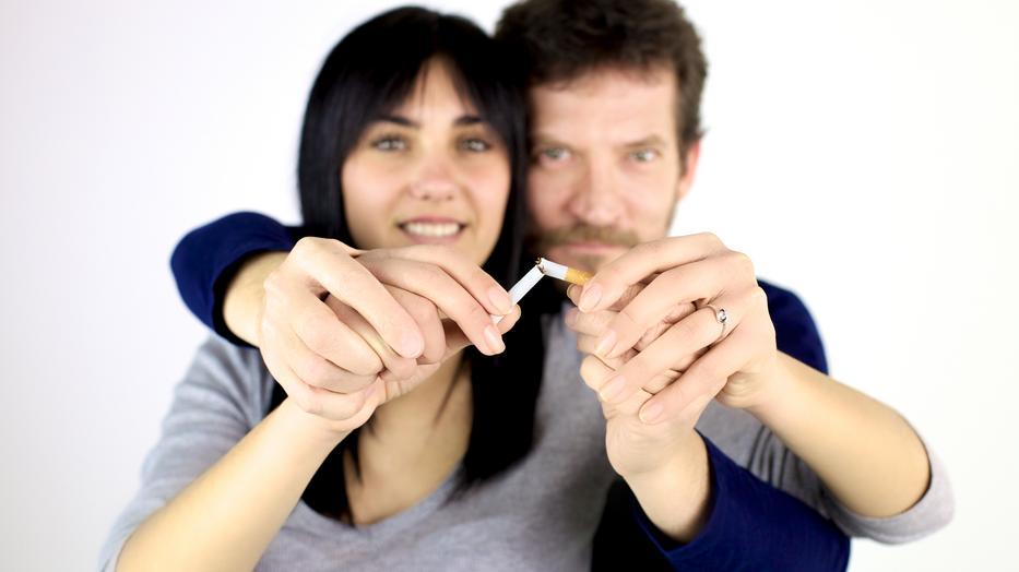 Promóció leszokni a dohányzásról)