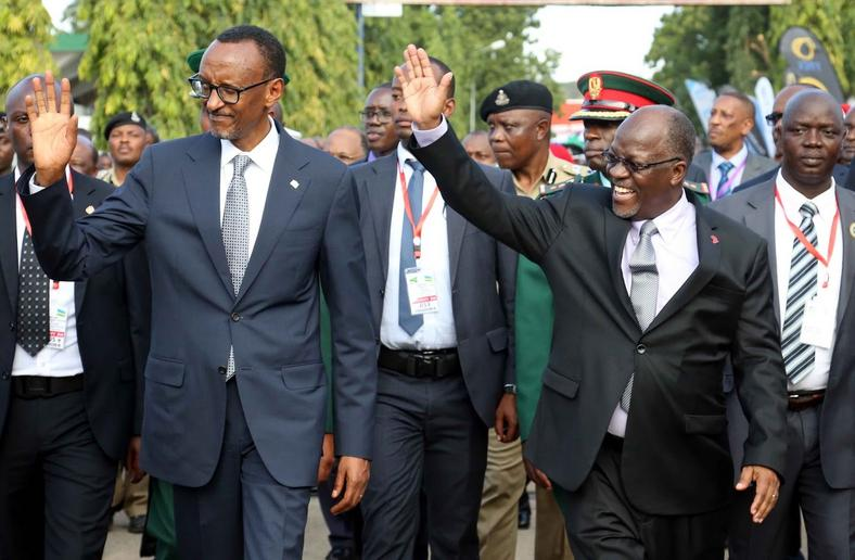 The two leaders are scheduled to hold bilateral talks and discuss issues on the East African Community (EAC).