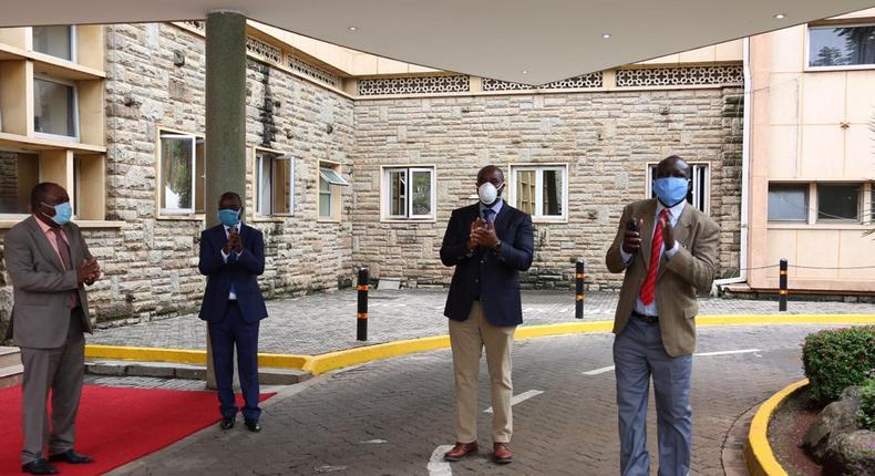 Sacking, reducing employees' salary illegal - 5 laws passed by MPs over Coronavirus crisis in Kenya