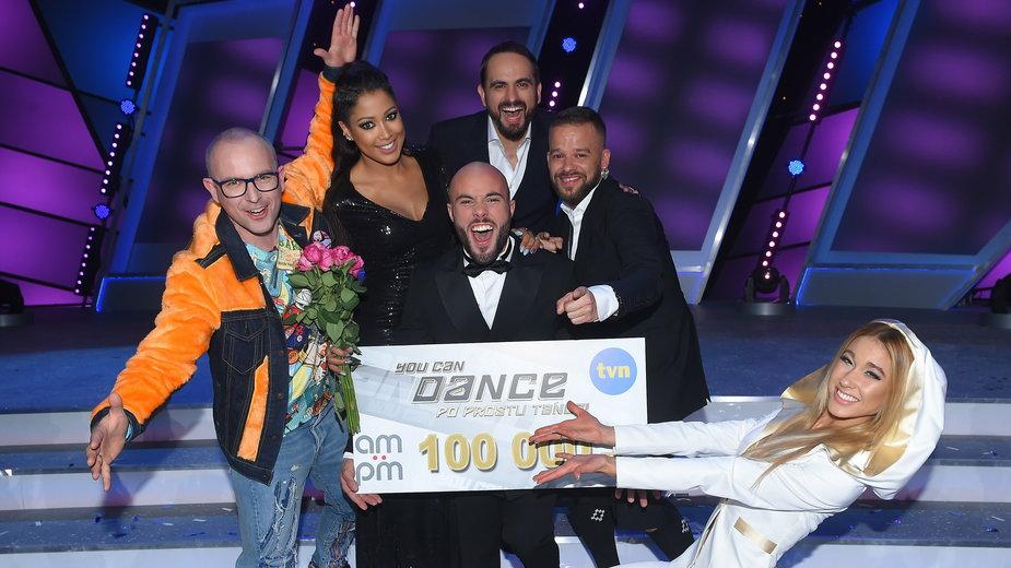 "Finał programu ""You Can Dance"" w 2016 r."