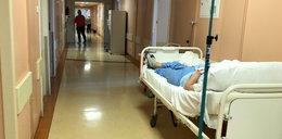 Chaos w szpitalu. Ciało zmarłego znaleźli w toalecie