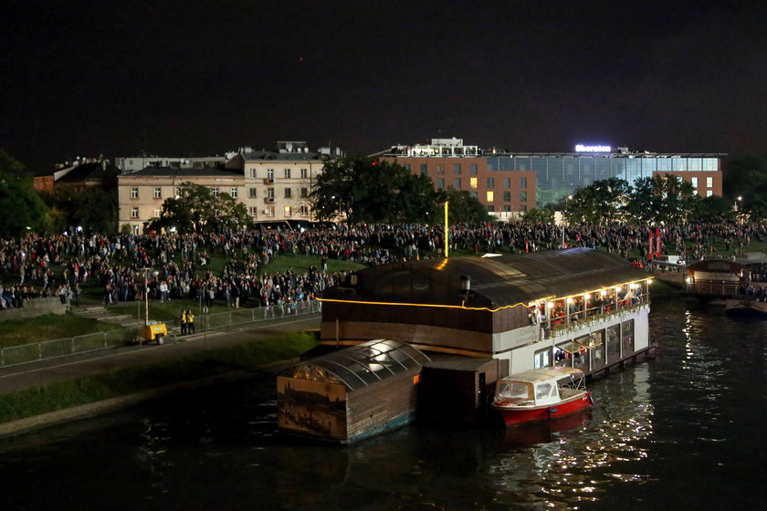 Wianki 2016 w Krakowie, Noc Świętojańska 2016 w Krakowie