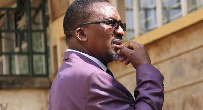 Controversial televangelist James Ng'ang'a