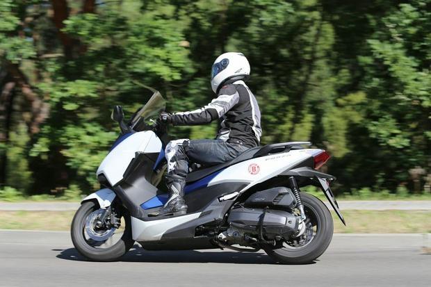 Skuter Honda Forza 125