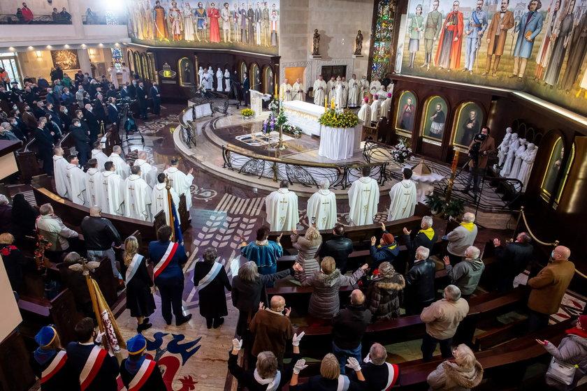Uroczystość z okazji 29. urodzin Radia Maryja