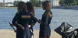 Putin zabronił policjantkom mini!