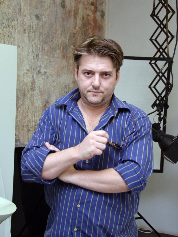 U ulizi naratora naći će se glumac Boris Milivojević