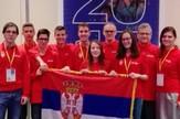 Tim Srbije na olimpijadi u Holandiji