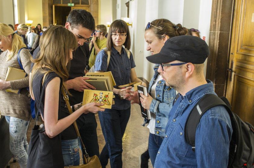 Wielka akcja wymiany książek w CK Zamek