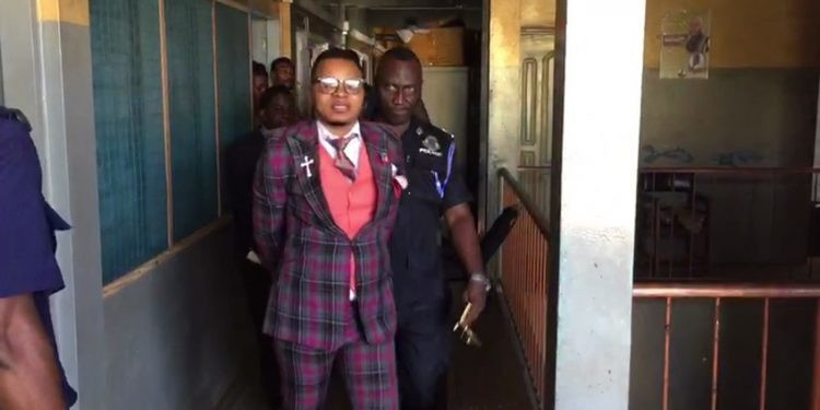 Obinim remains in police custody after failing to meet GHS100,000 bail condition