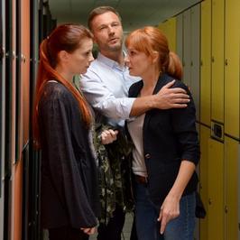 """Afera w """"Komisarzu Aleksie""""! Lucyna i Nina pójdą na noże!"""