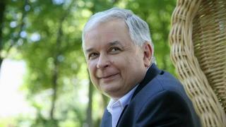 Lech Kaczyński, fot. Maciej Chojnowski, archiwum/KPRP