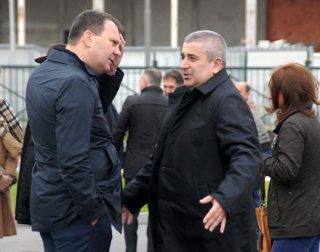 Igor Mirović i Bogdan Laban
