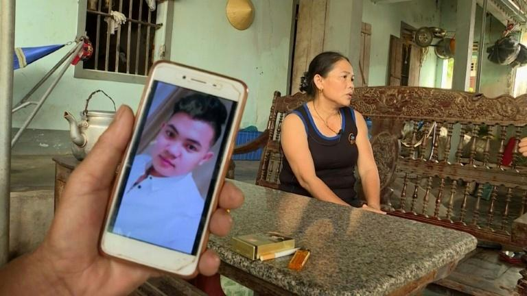 Families of suspected Vietnamese victims recall how they had to pay traffickers to smuggle their children to the UK