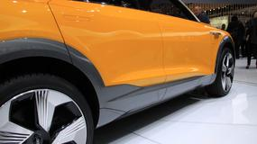 Audi H-Tron Quattro - wodorowy koncept (Detroit 2016)