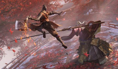 Sekiro: Shadows Die Twice na nowym gameplayu