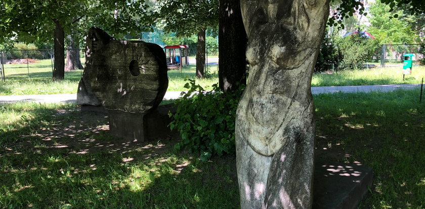 """Na warszawskich osiedlach niszczeją unikalne dzieła sztuki. """"To jest tragedia"""""""