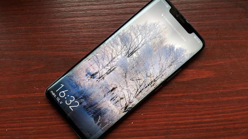 2be8981693 Két hét tapasztalatai a Huawei Mate 20 Próval /Fotó: Virág Dániel