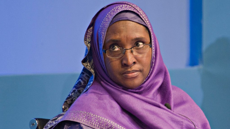 Image result for zainab ahmed finance minister