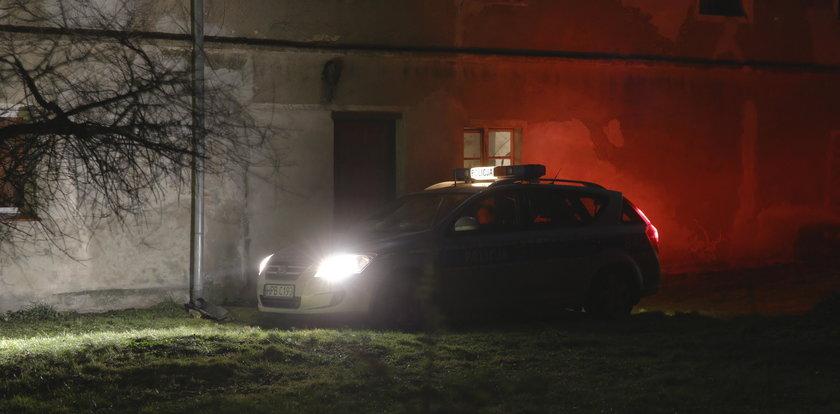 Horror na Dolnym Śląsku. Syn zabił matkę, a później się powiesił!