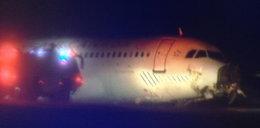 Wypadek samolotu pasażerskiego w Kanadzie