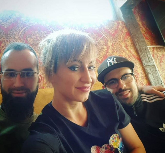 Kum Milan, Vanja i Aleksandar