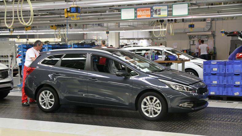 Fabryka Kia w swojej fabryce w Żylinie rozpoczęła produkcję modelu cee'd Sportswagon, czyli kombiaka nowej generacji